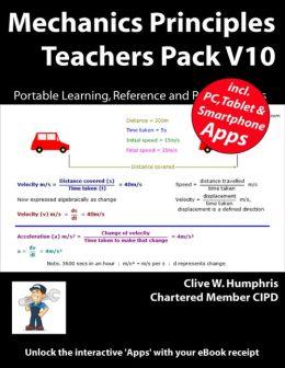 Mechanics Principles Teachers Pack V10