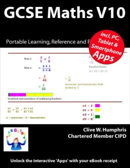 GCSE Maths V10 Portable Learning, Reference and Revision Tools