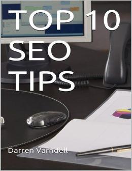 Top 10 SEO Tips