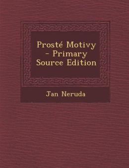 Prost Motivy