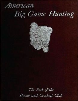 American Big-Game Hunting