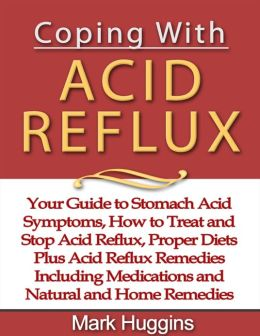 how to stop acid reflux immediately