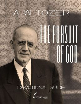 The Pursuit of God with Devotional Guide