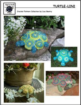 Turtle-Lini - Crochet Pattern for Turtle