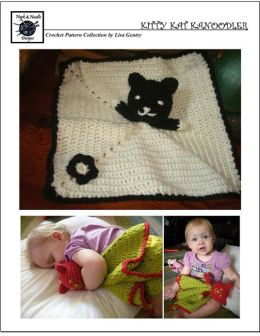 Kitty Kat Kanoodler - Crochet Pattern