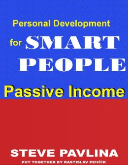 Passive Income - Personal Development for Smart People