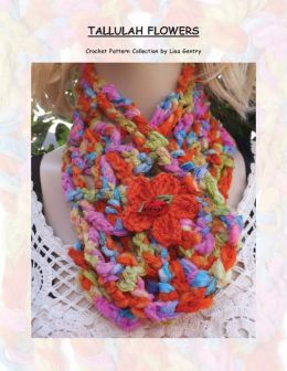 Tallulah Flowers - Crochet Pattern