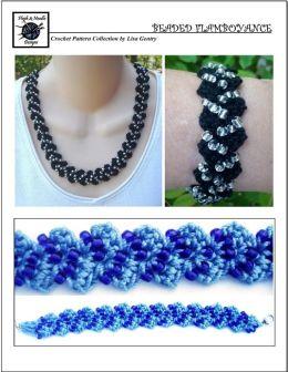 Beaded Flamboyance - Crochet Pattern