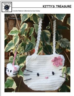 Kitty's Treasure - Crochet Pattern