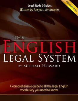 The English Legal System - Vocabulary Series