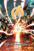 Book Cover Image. Title: Avengers Volume 2:  The Last White Event, Author: Jonathan Hickman