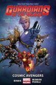 Book Cover Image. Title: Guardians Of The Galaxy Volume 1, Author: Brian Bendis