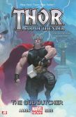 Book Cover Image. Title: Thor:  God Of Thunder Volume 1 - The God Butcher, Author: Jason Aaron