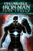 Book Cover Image. Title: Fear Itself:  Invincible Iron Man, Author: Matt Fraction
