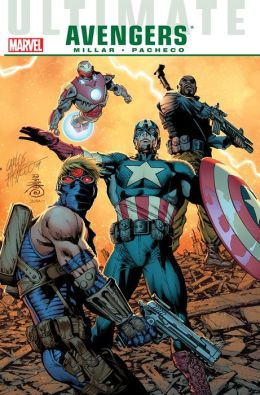Ultimate Comics Avengers: Next Generation