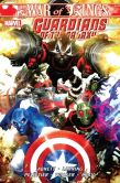 Book Cover Image. Title: Guardians of the Galaxy Vol. 2:  War of Kings Book 1, Author: Dan Abnett