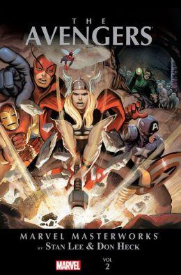 Avengers Masterworks Vol.2