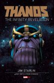 Book Cover Image. Title: Thanos:  The Infinity Revelation OGN, Author: Jim Starlin