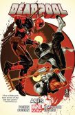 Book Cover Image. Title: Deadpool Vol. 7:  Axis, Author: Brian Posehn