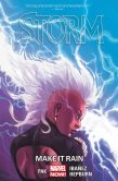 Book Cover Image. Title: Storm Vol. 1:  Make it Rain, Author: Greg Pak