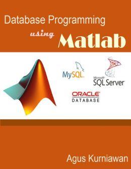 Database Programming Using Matlab