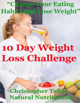 changing eating habits to lose weight