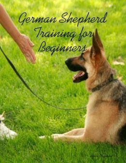 German Shepherd Training for Beginners