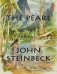 Book Cover Image. Title: The Pearl, Author: John Steinbeck