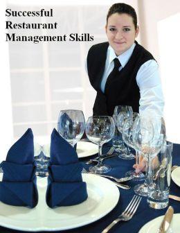 Successful Restaurant Management Skills