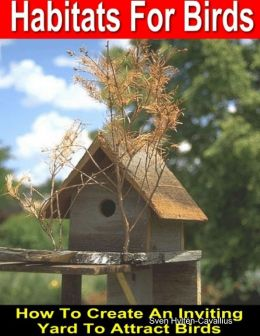 Habitats for Birds: How to Create an Inviting Yard to Attract Birds