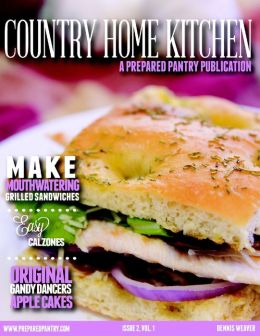 Country Home Kitchen: Issue 2, Volume 1