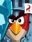 Book Cover Image. Title: Angry Birds Epic, Author: Kinetik Gaming
