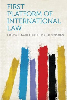 First Platform of International Law