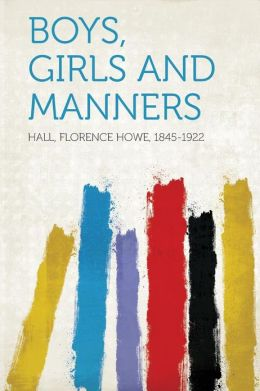 Boys, Girls and Manners