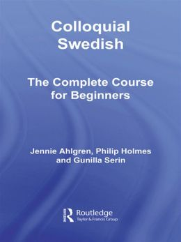 Colloquial Swedish (eBook And MP3 Pack)