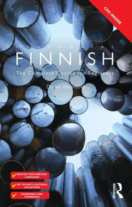 Colloquial Finnish (eBook And MP3 Pack): The Complete Course for Beginners