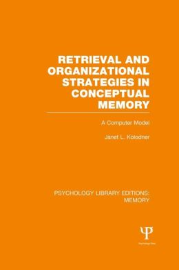 Retrieval and Organizational Strategies in Conceptual Memory (PLE: Memory): A Computer Model