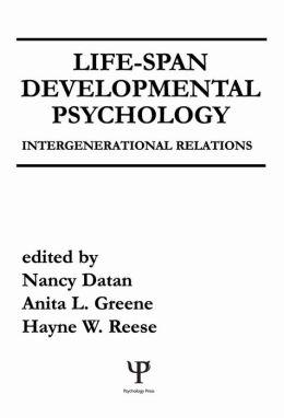 Life-span Developmental Psychology: Intergenerational Relations