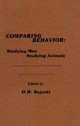 Comparing Behavior: Studying Man Studying Animals