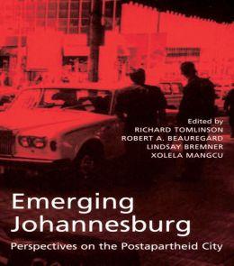 Emerging Johannesburg