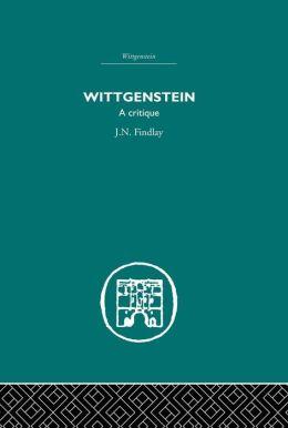 Wittgenstein: A Critique