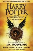 Book Cover Image. Title: Harry Potter and the Cursed Child - Parts I & II, Author: J. K. Rowling