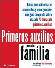 Primeros Auxilios para la Familia