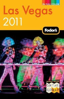 Fodor's Las Vegas 2011