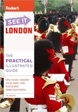 Fodor's See It London, 4th Edition