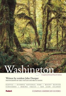 Compass American Guides Washington: 4th Edition