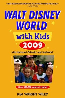 Fodor's Walt Disney World with Kids 2009: With Universal Orlando and Seaworld