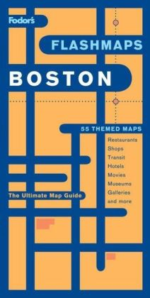 Flashmaps Boston, 5th Edition the Ultimate Map Guide/Find it in a Flash