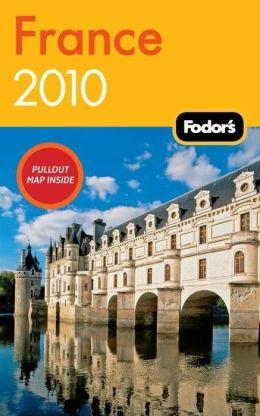 Fodor's France 2010