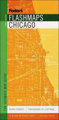 Fodor's Flashmaps Chicago